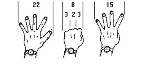 handspan_method