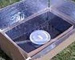 Build Your Own Low-Tech Solar Box Cooker